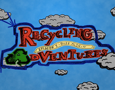 Recycling Adventures Title Sequence