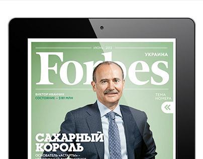 iPad Forbes (2013)