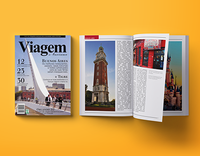 EDITORIAL │ Revista Viagem e Turismo