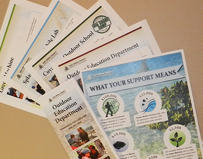 Outdoor Education Promotion Materials