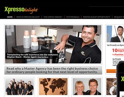 Xpresso Delight Website