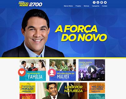 Vereador Marcio Nobre