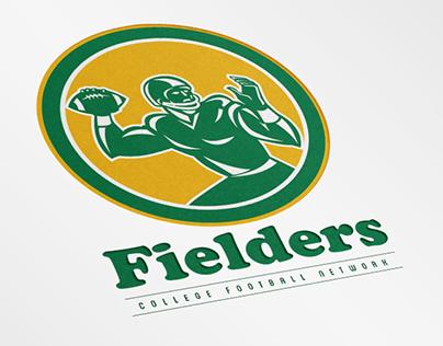 Fielders College Football Network Logo