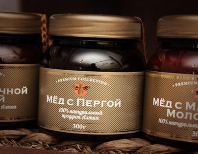 Premium Honey Package