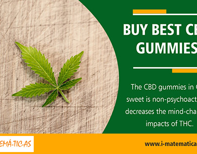 Buy Best CBD Gummies