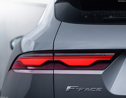 JAGUAR F-PACE - EXTERIOR LIGHTING | 2021