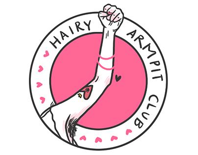 Hairy Armpit Club.