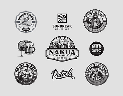 Logos/Emblems 2014/Part II