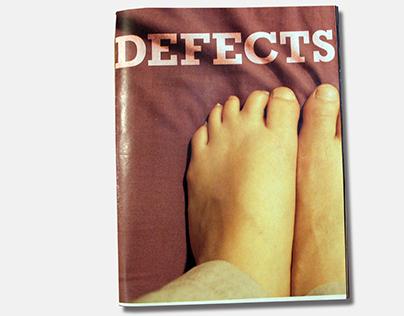 my DEFECTS magazine