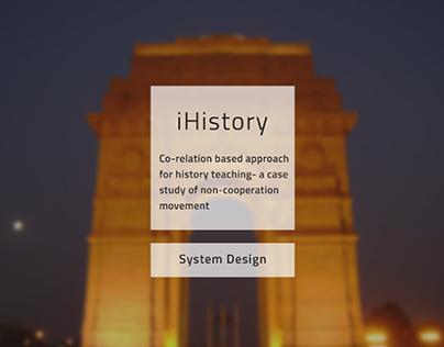 iHistory- Interactive History Teaching