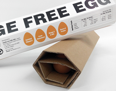 Packaging Design - Eggxtra-Pro Egg Packaging