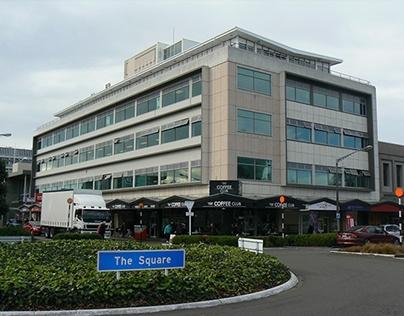 The Square, Palmerston North - Structural Concepts Ltd