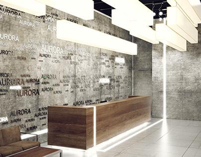 """Business center """"AURORA"""""""