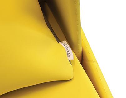 Chair AMi . Origami chair