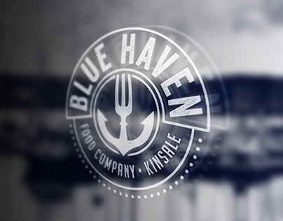 Blue Haven Food Company Identity Redesign