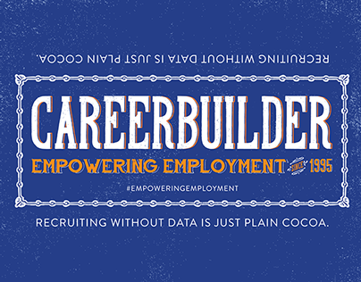 CareerBuilder Hershey Bar