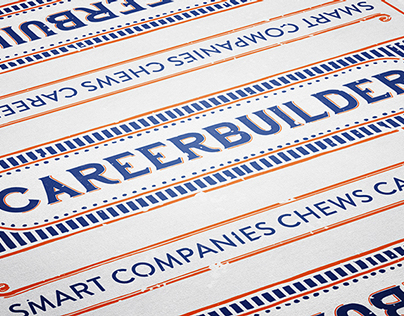 CareerBuilder Bubble Gum