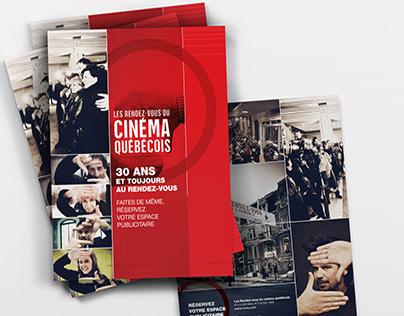 Québec cinéma - Les Rendez-vous du cinéma québécois