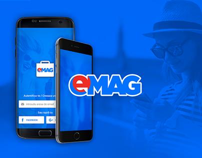 eMAG - Mobile app