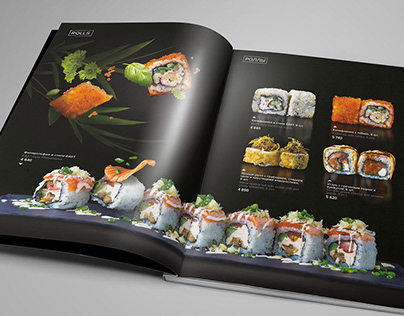 EAST menu design