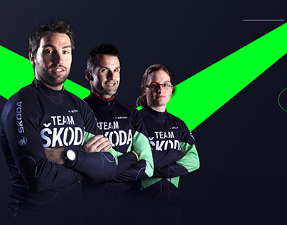 Team Skoda - Amateur Cylcing Team - Brand Content
