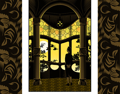 M. C. Escher meets Antoni Gaudí