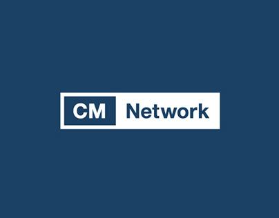 CM Network Identity Rebrand