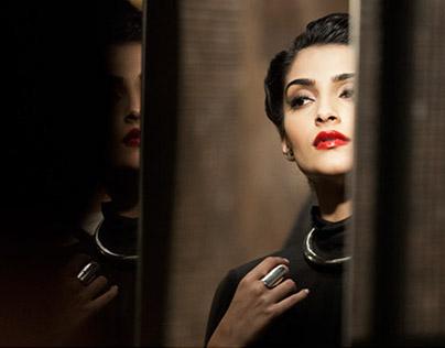 Sonam Kapoor for Cera Bathware