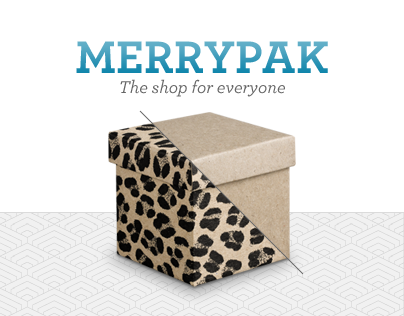 Merrypak E-commerce Website