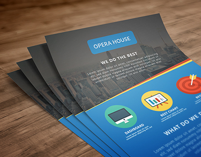 Creative Multipurpose Business Flyer vol.5