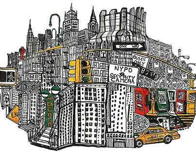 Cityscapes / New York