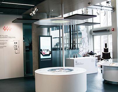 Exhibition design for Helsingin Energia