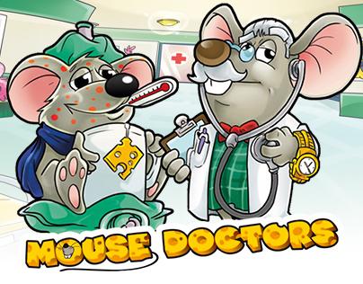 Kinder SURPRISE - Mouse Doctors