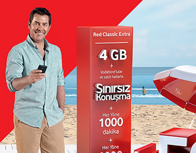 Vodafone Red / Summer
