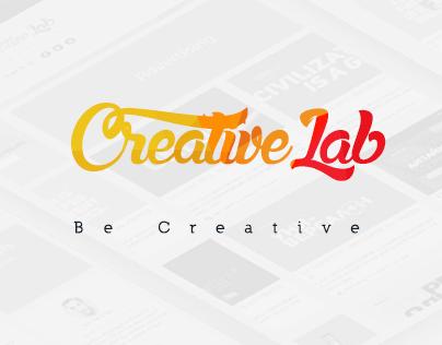 CreativeLab | Responsive Bootstrap Theme For Blog