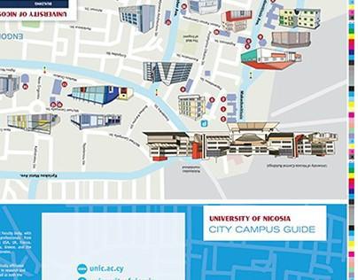 University of Nicosia city campus guide