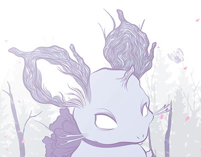 Peruvian Artists Pokedex Project - #029 Nidoran ♀
