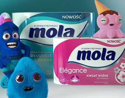 Mola Ups