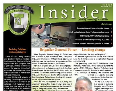 Insider Newsletter Volume 2-3