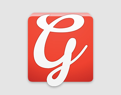 Gush App for Android Tablet
