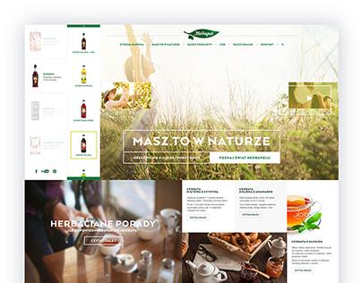 HERBAPOL LUBLIN - NEW WEBSITE