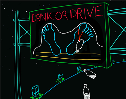 ALCOHOL : drink or drive