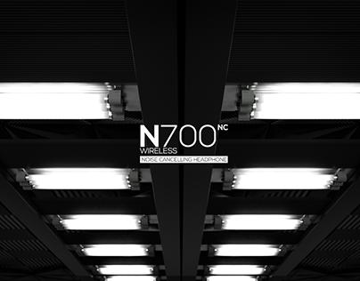 AKG N700NC Product video