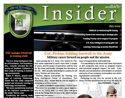 Insider Newsletter Volume 2-4