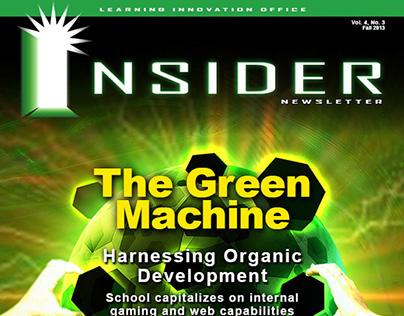 Insider Newsletter Volume 4-3