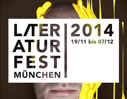 Literaturfest 2014