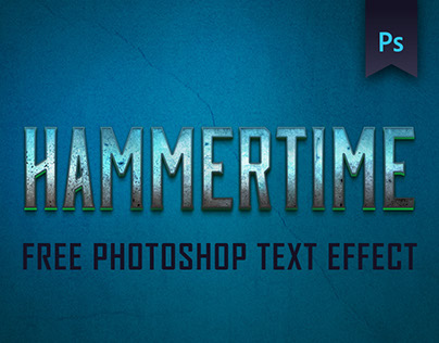 Hammertime Text Effect