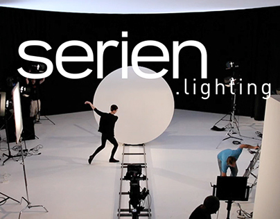 Serien Lighting | Making Of