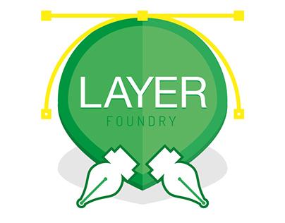 Layer Foundry - Brand Identity