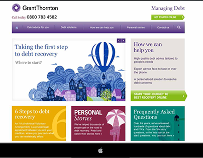Grant Thornton IVA Website